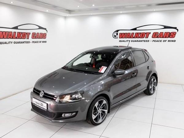 2013 Volkswagen Polo 1.4 Comfortline 5dr  Kwazulu Natal Newcastle_0