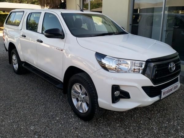 2019 Toyota Hilux 2.4 GD-6 SRX 4X4 Auto Double Cab Bakkie Western Cape Worcester_0