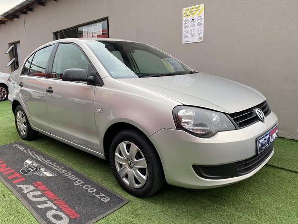 2011 Volkswagen Polo 1.4 Comfortline  Gauteng Boksburg_0