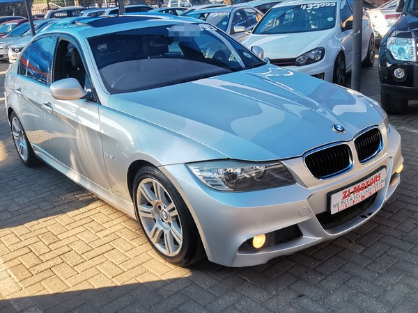 2009 BMW 3 Series 320i Sport e90  North West Province Brits_0