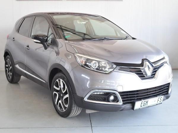 2015 Renault Captur 900T Dynamique 5-Door 66KW Free State Bloemfontein_0