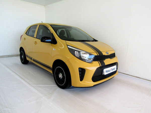 2020 Kia Picanto 1.0 Street Limpopo Polokwane_0