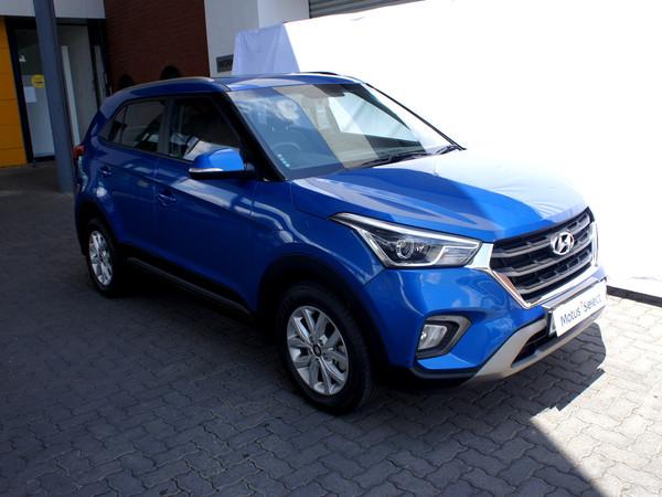 2020 Hyundai Creta 1.6D Executive Auto Gauteng Four Ways_0