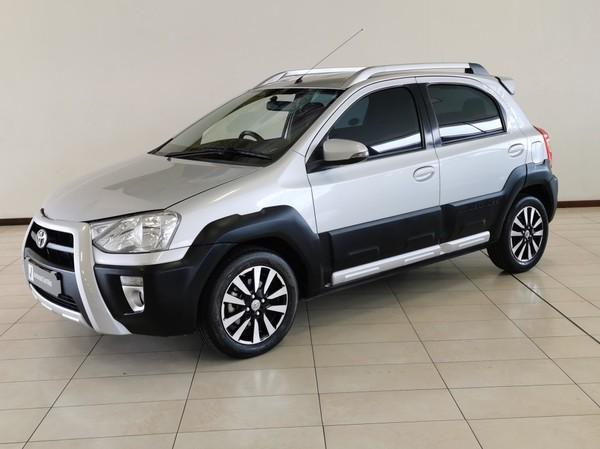 2015 Toyota Etios Cross 1.5 Xs 5Dr Mpumalanga Lydenburg_0