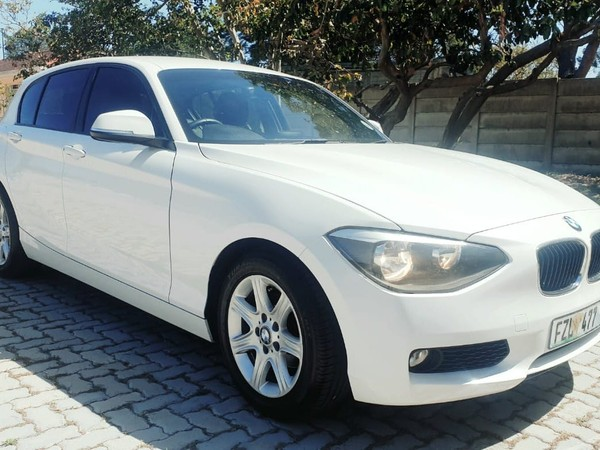 2013 BMW 1 Series 116i 5dr f20  Eastern Cape Port Elizabeth_0