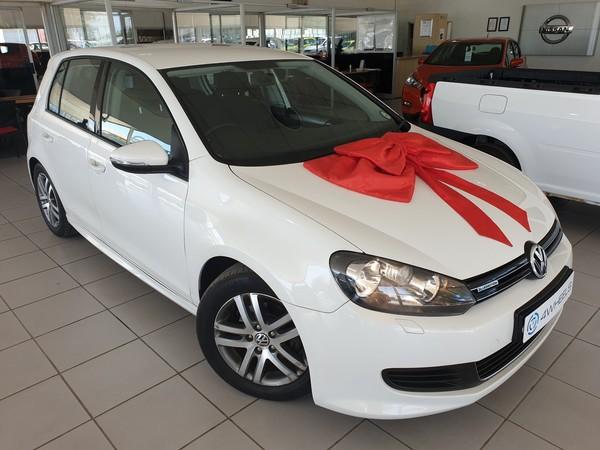 2012 Volkswagen Golf Vi 1.6 Tdi Bluemotion  North West Province Lichtenburg_0