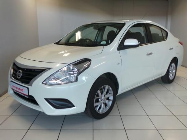 2017 Nissan Almera 1.5 Acenta Auto Gauteng Pretoria_0