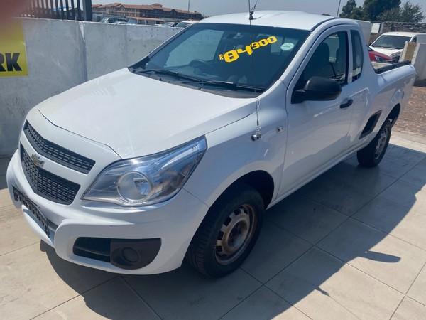 2013 Chevrolet Corsa Utility 1.4 Ac Pu Sc  Gauteng Boksburg_0
