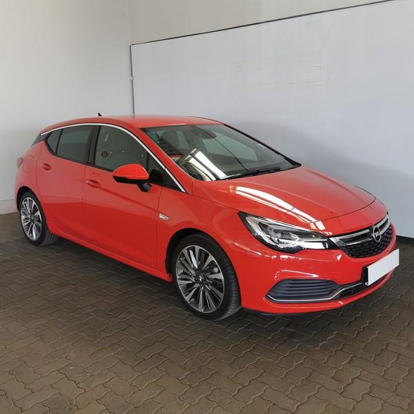 2020 Opel Astra 1.6T Sport Auto 5-Door Gauteng Vereeniging_0