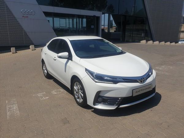2019 Toyota Corolla 1.8 Exclusive CVT Gauteng Sandton_0
