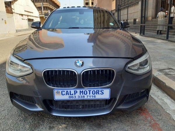 2015 BMW 1 Series 118i 5dr At f20  Gauteng Marshalltown_0