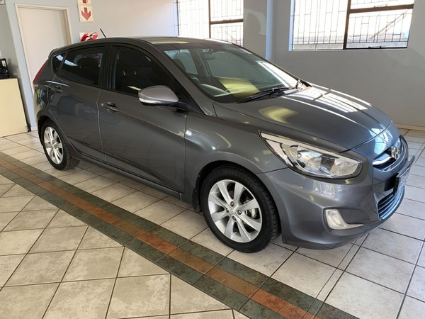 2016 Hyundai Accent 1.6 Fluid Manual 5Door Kwazulu Natal Vryheid_0