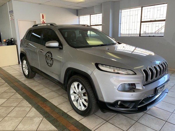 2015 Jeep Cherokee 3.2 Limited AWD Auto Kwazulu Natal Vryheid_0