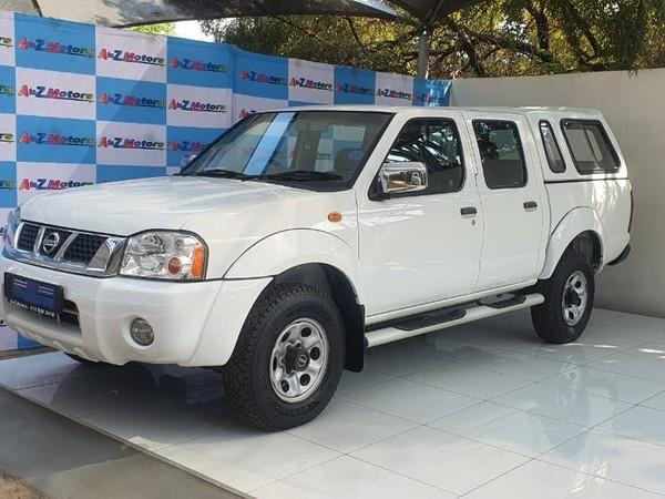 2015 Nissan NP300 Hardbody 2.4i HiRider 4x4 k15k36 Bakkie Double cab Gauteng Pretoria_0