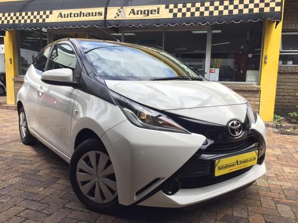 2017 Toyota Aygo 1.0 X- PLAY 5-Door Western Cape Bellville_0