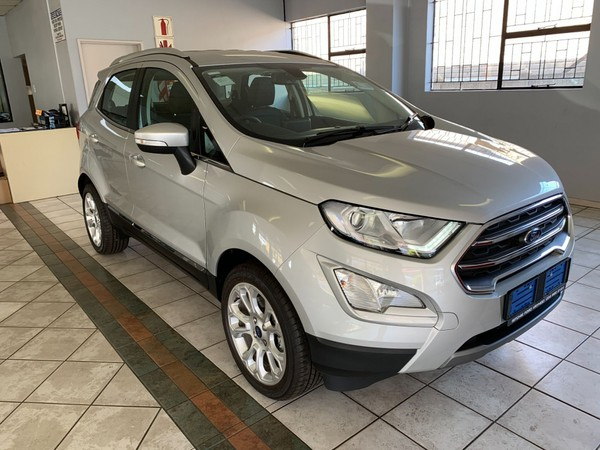 2020 Ford EcoSport 1.0 Ecoboost Titanium Manual DEMO Kwazulu Natal Vryheid_0