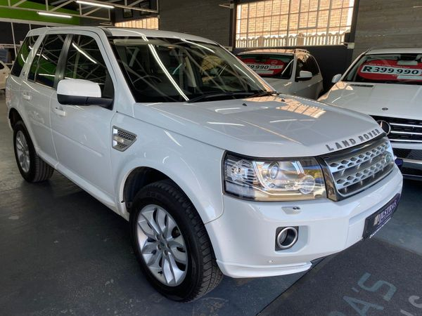 2013 Land Rover Freelander Ii 2.2 Sd4 Se At  Free State Bloemfontein_0