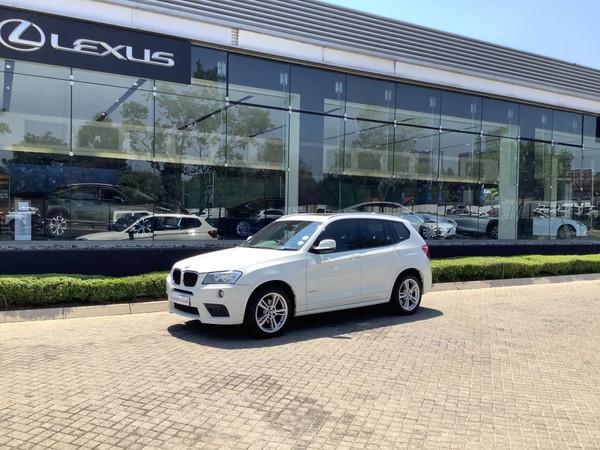 2012 BMW X3 Xdrive28i M Sport At  Gauteng Four Ways_0