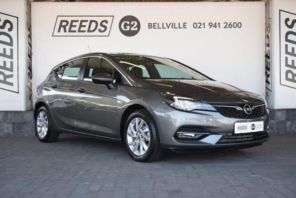 2020 Opel Astra 1.4T Edition Auto 5-Door Western Cape Bellville_0