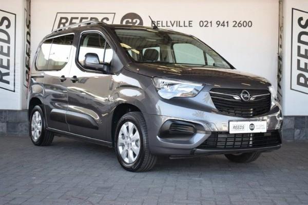 2020 Opel Combo Life Enjoy 1.6TD FC PV Western Cape Bellville_0