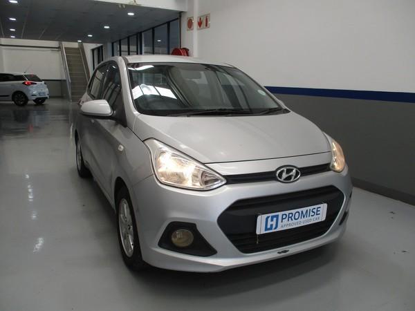 2017 Hyundai Grand i10 1.25 Motion Kwazulu Natal Durban North_0