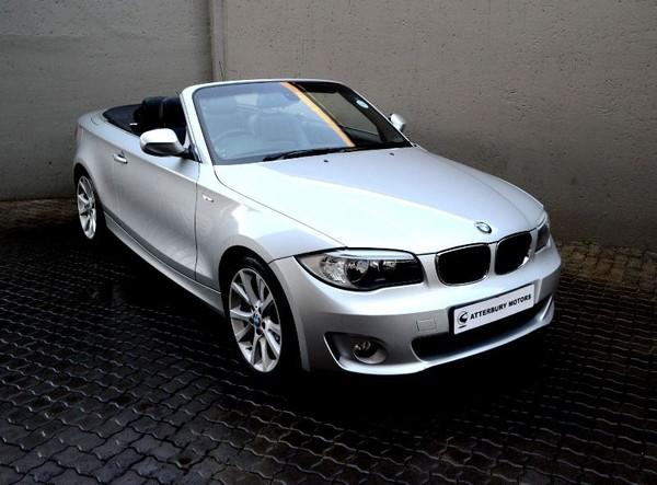 2012 BMW 1 Series 125i Convertible At  Gauteng Pretoria_0