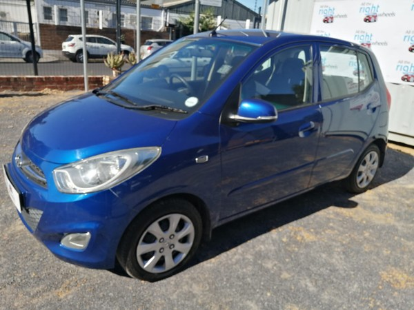 2012 Hyundai i10 1.1 Gls  Western Cape Paarl_0