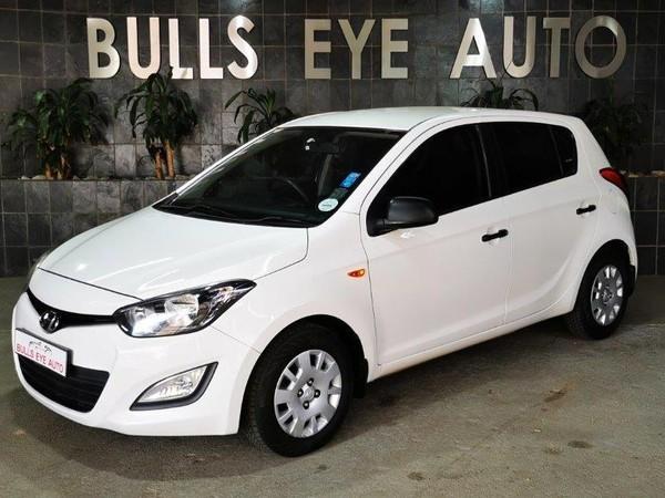 2014 Hyundai i20 1.2 Motion  Gauteng Silverton_0