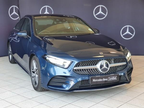 2020 Mercedes-Benz A-Class A200 4-Door Gauteng Sandton_0