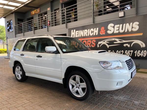 2005 Subaru Forester 2.5 Xt At  Gauteng Pretoria_0