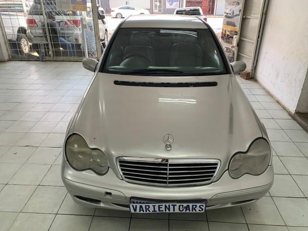 2004 Mercedes-Benz C-Class C 180k Sport  Gauteng Johannesburg_0