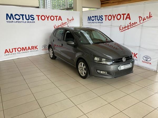 2012 Volkswagen Polo 1.4 Comfortline 5dr  Gauteng Kempton Park_0