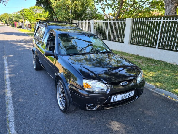 2010 Ford Bantam 1.3i Xl Pu Sc  Western Cape Bergvliet_0