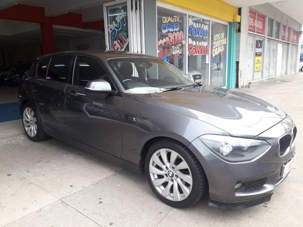 2011 BMW 1 Series 116i 5dr f20  Kwazulu Natal Durban_0