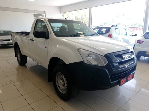 2019 Isuzu D-MAX 250 HO Fleetside Safety Single Cab Bakkie North West Province Lichtenburg_0