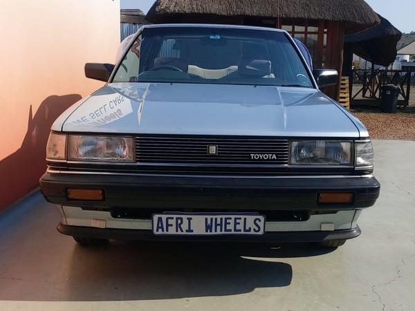 1989 Toyota Cressida 2.4 Gl Sw  Gauteng Pretoria_0