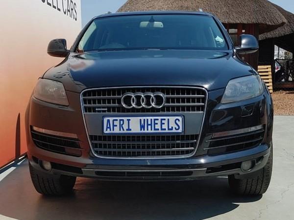 2007 Audi Q7 3.0 Tdi V6 Quattro Tip  Gauteng Pretoria_0