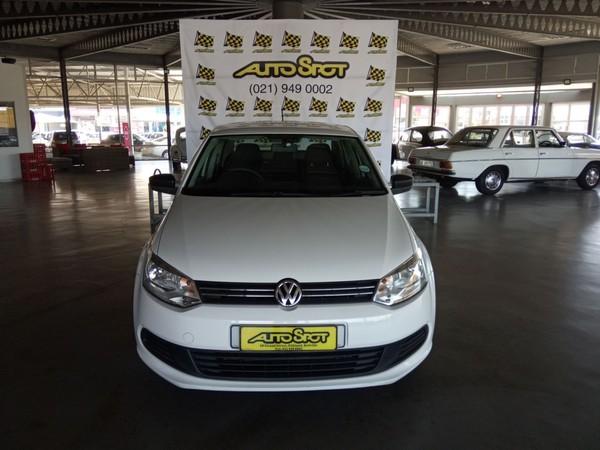 2012 Volkswagen Polo 1.4 Trendline  Western Cape Bellville_0