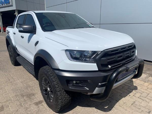 2020 Ford Ranger Raptor 2.0D BI-Turbo 4X4 Auto Double Cab Bakkie Gauteng Krugersdorp_0