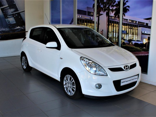 2011 Hyundai i20 1.4 At  Western Cape Cape Town_0