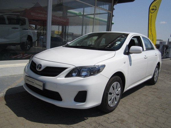 2019 Toyota Corolla Quest 1.6 Free State Kroonstad_0