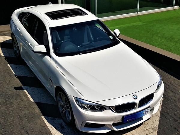2016 BMW 4 Series 420D Gran Coupe M Sport Auto Gauteng Midrand_0