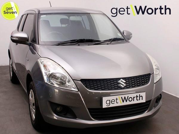 2014 Suzuki Swift 1.2 GL Western Cape Milnerton_0