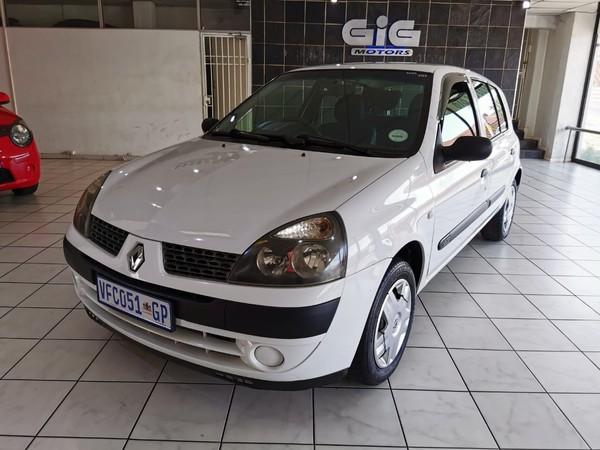 2005 Renault Clio 1.2 Expression  Gauteng Edenvale_0