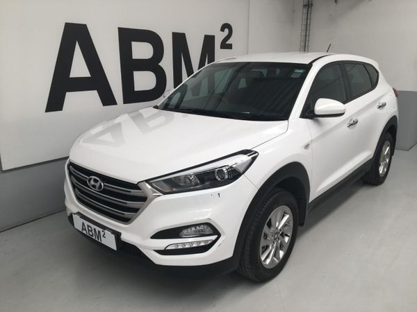 2017 Hyundai Tucson 2.0 Premium Auto Gauteng Midrand_0