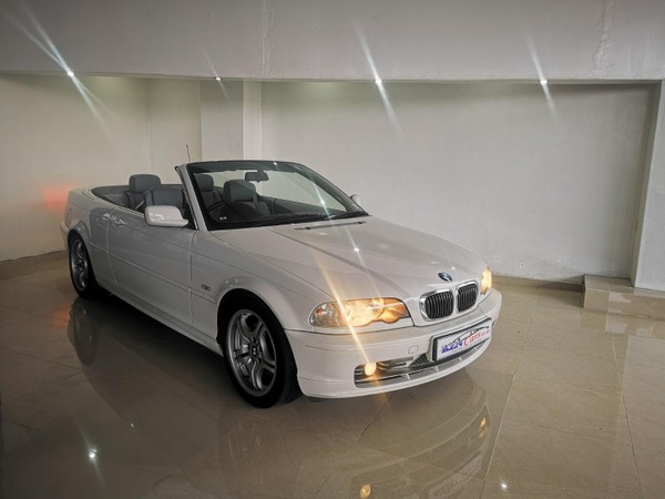 2003 BMW 3 Series 330i Ci Convert At e46fl  Kwazulu Natal Pinetown_0