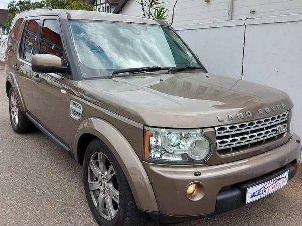 2009 Land Rover Discovery 4 3.0 Tdv6 Se  Kwazulu Natal Pinetown_0