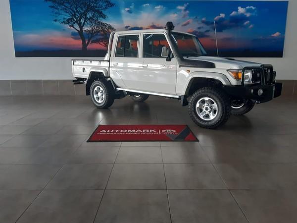2020 Toyota Land Cruiser 79 4.5D Namib Double Cab Bakkie Limpopo Naboomspruit_0