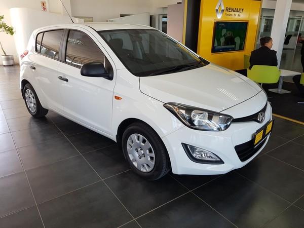 2013 Hyundai i20 1.2 Motion  Western Cape Vredenburg_0
