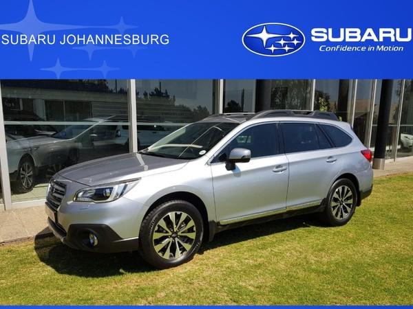 2016 Subaru Outback 3.6 R - S CVT Gauteng Edenvale_0